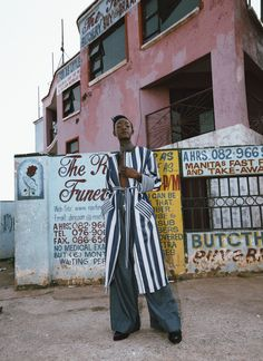 reimagining 90s south african androgyny | look | i-D