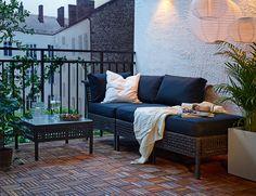 sofa balcon manta