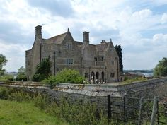 Old Hall on the southern shore of the Hambleton peninsula by Richard Humphrey, via Geograph