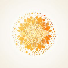Mandala. Flower Meditation on Behance