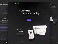 Scale your Business by Michael Brewer #Design Popular #Dribbble #shots