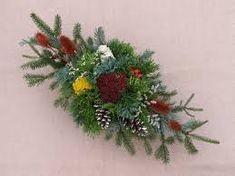 Výsledek obrázku pro dusickove kose Christmas Deco, Christmas Wreaths, Advent, Diy And Crafts, Holiday Decor, Plants, Autumn, Home Decor, Navidad