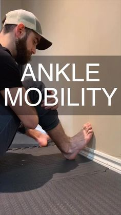 Fitness Workouts, Gym Workout Videos, Gym Workout For Beginners, Sport Fitness, Yoga Fitness, Fitness Tips, Health Fitness, Ankle Mobility Exercises, Foot Exercises
