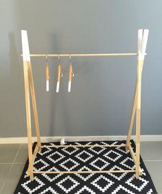 clothes rack idea