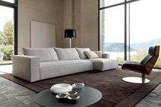 Modern sofas to decorate your room and living room. Fabric design sofas Désirée: discover the various models and solutions that we offer. Choose your sofa for your living room. Sofa Design, Interior Design, Divan Sofa, Types Of Sofas, Comfortable Sofa, Italian Furniture, Decorate Your Room, Modern Sofa, Living Room Interior