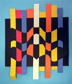 Check out student artwork posted to Artsonia from the Op Art Weaving project gallery at Howard C Johnson Elementary School.