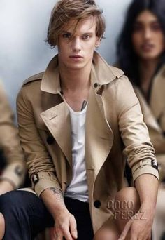 jamie campbell bower burberry | Archive for the 'Jamie Campbell-Bower' Category