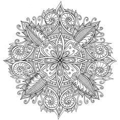 Weekend Mandala by WelshPixie on DeviantArt