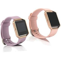 Fitbit Blaze Bands Bemorcabo Replacement Fitbit Accesories with Metal Buckle and Fastener Small and Large Size Classic Smart Watch Band / Strap Band Only No Tracker No Case