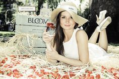 Event: BLOOM Gin pick your own pop-up | Gin Monkey