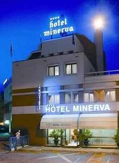 Hotel Minerva nel Pordenone, Friuli Venezia Giulia
