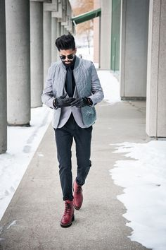 Kish is wearing our 5 inch boots. Get them : http://guidomaggi.com/us/5-inch-boots/bordeaux-detail