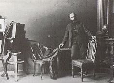 William Carrick, pioneer of Russian ethnographic photography, lived the majority of his life in St Petersburg, where he died in 1878