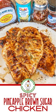 Sauce Barbecue, Bbq, Meat Recipes, Cooking Recipes, Healthy Recipes, Delish Chicken Recipes, Dinner Recipes, Grilled Chicken Recipes, Chili Recipes