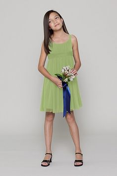 Jr. Bridesmaid Dress