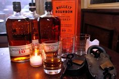 Bourbon Sells, and Pricey Bourbon Sells Even Better