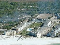 The Condo in the Gated Community of Seacliffs Vacation Rental in Cape San Blas