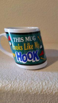 Check out this item in my Etsy shop https://www.etsy.com/listing/264425992/mug-slants-by-papel-golf-theme-mug-hook