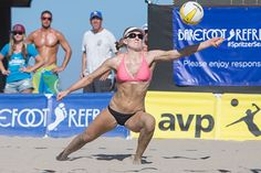 Q&A with Pro Beach Volleyball Player Emily Day: At the Smoothie King Summer Hydration Kick-off in Cincinnati, we caught up with pro beach volleyball athlete, Emily Day, where she shared how she stays healthy and hydrated while pursuing her dreams. Read more on our blog.