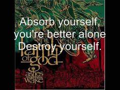 Lamb of God-Laid to Rest with Lyrics