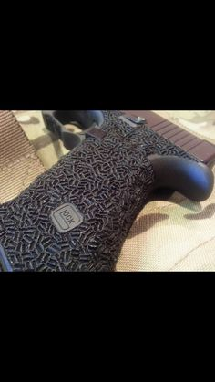 Stippling Www.redlegtactical.com #stippling #holster #tactical #holsters