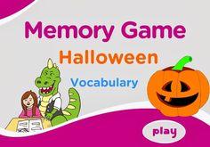 English Corner Time: Halloween Memory Game http://englishcornertime.blogspot.com