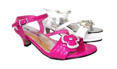 Sandalias de Tacón para Niñas Marca: Floricienta  Ref: 8346A-1