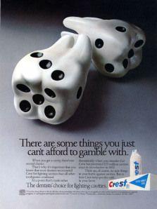 Teeth dice