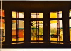 Stained glass windows by Hermine van der Does