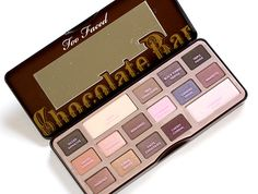 Too Faced Chocolate Bar Palette, November 2013