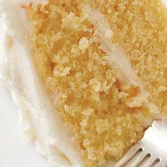 Classic Yellow Cake Batter Recipe   Martha Stewart