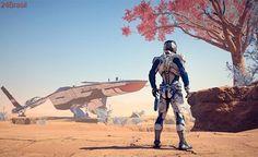 Assista ao comparativo de Mass Effect: Andromeda rodando no PC vs. PS4 Pro vs. XOne S