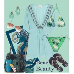These are my Favorite colors to wear in the summer , especially on the beach. Summer's Here are you Beach ready. Florida Fashion, Beach Ready, Fantasy Women, Favorite Color, Beachwear, What To Wear, Cool Outfits, Fashion Looks, Vacation Wear