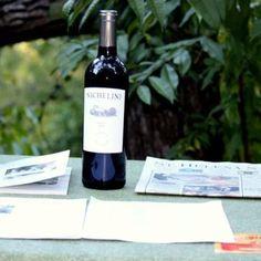 Great wines @ Nichelini Winery