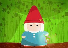 Gnome by ~orangecircle