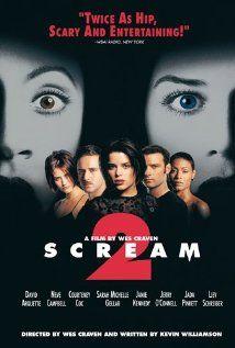 Scream 2 (Neve Campbell, Courtenay Cox) - 42%