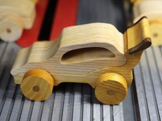 Shellac Colors, Handmade Wooden Toys, Thing 1, Wood Glue, Wood Toys, Masking Tape, Wood Blocks, Sport Cars, Woodworking Tools