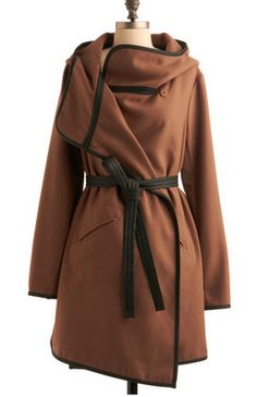 BB Dakota Coat... I think my old roommate stole this. But soooo cute!