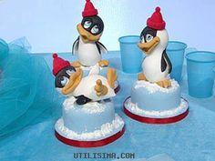 penquin cakes