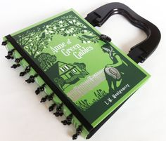 Anne of Green Gables Book Purse by NovelCreations on Etsy