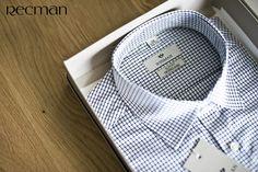 Koszula - podstawa męskiego ubioru. Doskonała nie tylko w eleganckich stylizacjach. Sprawdza się zarówno przy dżinsach, jak i w zestawach z samą marynarką. Wybierając koszule Winman masz pewność, że są wykonane z najwyższej jakości materiałów - 100% bawełna gwarantuje miękkość w dotyku, łatwą pielęgnację oraz niezwykły komfort użytkowania. Wszystkie wykończenia i detale są dobrane i wykonane z najwyższą precyzją i dbałością. Sprawdź szeroki wybór koszul na bit.ly/Recman_Koszula
