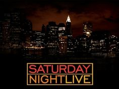 Saturday Night Live tv show photo