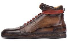 PLAYTIME - The Berluti Venezia Leather Sneaker