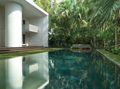 Villa Allegra in Miami by Chad Oppenheim