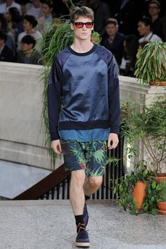 Paul Smith | Spring 2015 Menswear Collection | Style.com