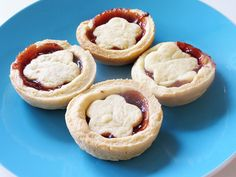 Cooking with Kids: Baking Jam Tarts
