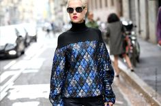 Speaking In Style: Latest Crave, Sportmax Jumper