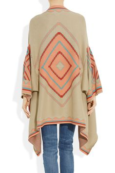 Haute Hippie | Patterned knitted cotton cardigan | NET-A-PORTER.COM