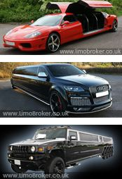 Ferrari limo, Audi Q7 limo and 10 Wheeler Hummer limo I just found out this kind of amazing limousine. Make sure you visit a bit more on the website