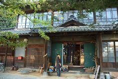 松本市の北部にある『ナチュラルマーケット てとて』。